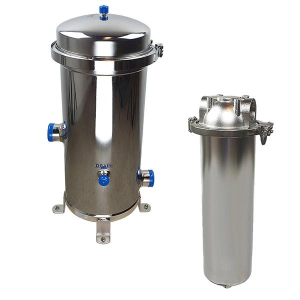 Stainless Steel & Bag Filterhousings