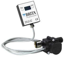 Brita Flowmeter / water meter with display 3/8