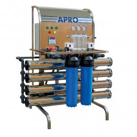RO-HP-2000-G - HP RO anlæg