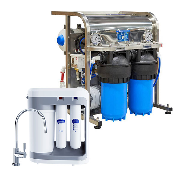 Reverse Osmosis for Homes