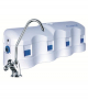Crystal, Water filter head, Quattro (4) set