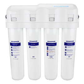 Crystal H-B Water Filter Set - Bacterial Reduction