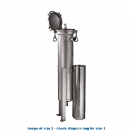 BFSD-1 Bagfilter Housing Size 1 - 2